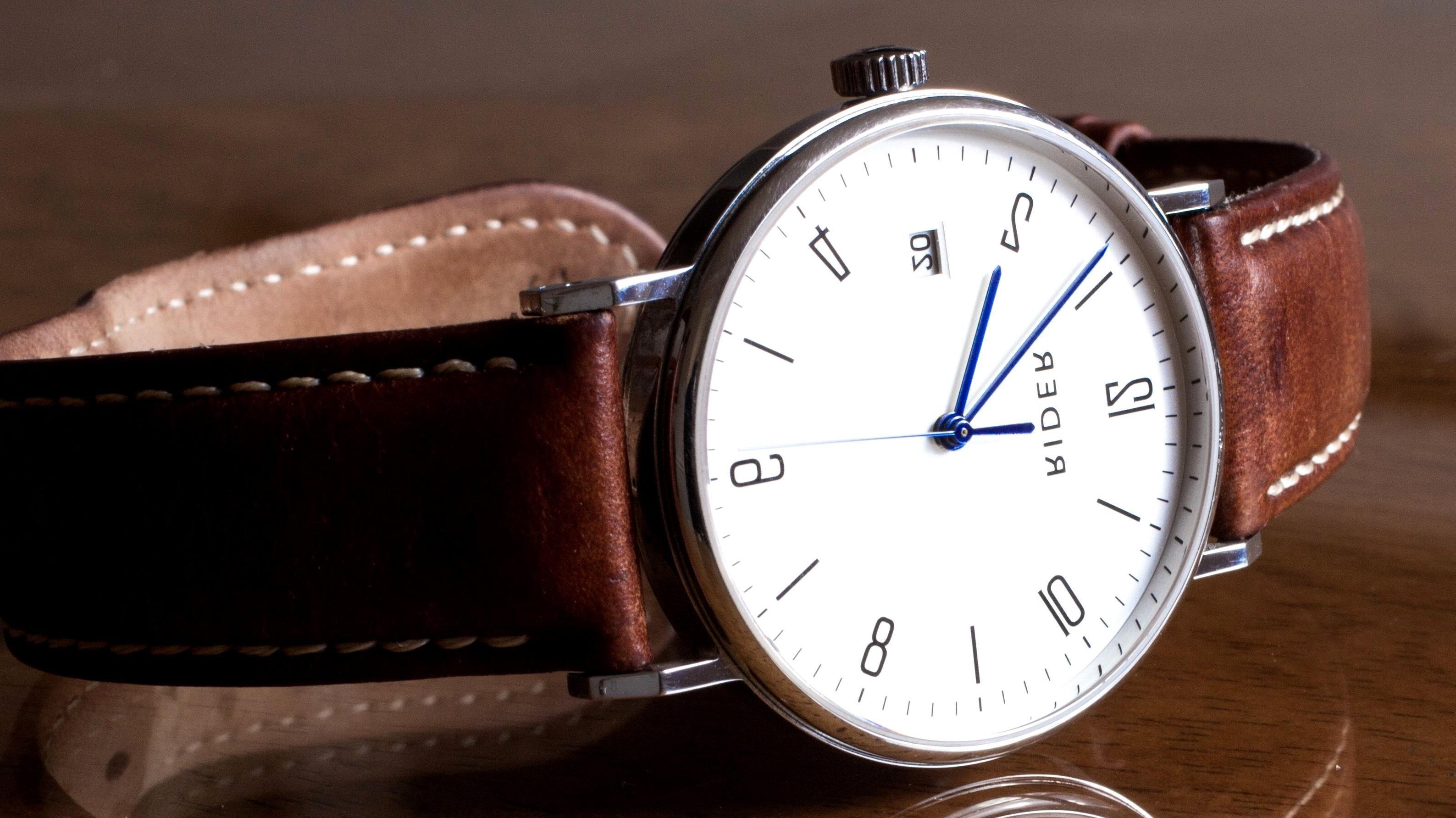 Detalles De Buen Gusto Para El Uso Del Reloj En El Caballero Melissa López 360
